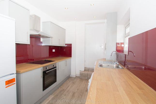 Thumbnail Maisonette to rent in Trewhitt Road, Heaton, Newcastle Upon Tyne