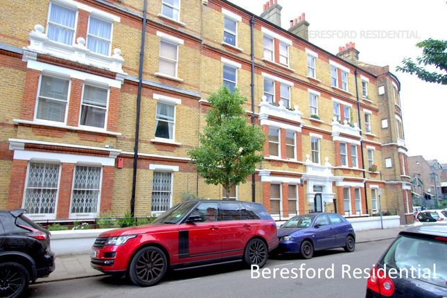 Thumbnail Flat to rent in Rushcroft Road, London