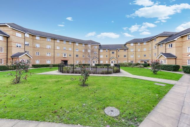 Thumbnail Flat for sale in Heath Court, Stanley Close, New Eltham