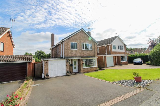Thumbnail Detached house for sale in Greenway Avenue, Alveley