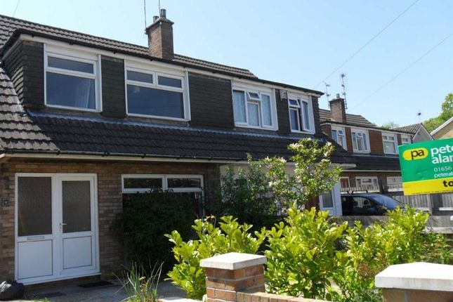 Thumbnail Property to rent in Barnes Avenue, Bridgend