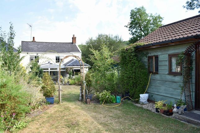 Thumbnail End terrace house for sale in Stoke St. Mary, Taunton