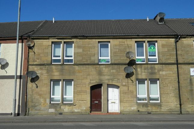 Thumbnail Flat for sale in Glasgow Road, Wishaw