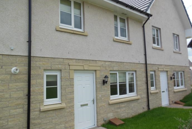 Thumbnail Terraced house to rent in Hebridean Gardens, Crieff