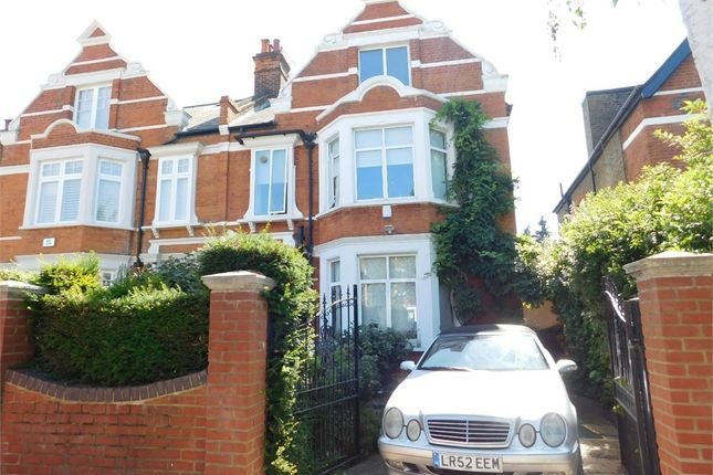 Thumbnail Semi-detached house for sale in Birch Grove, Acton, London