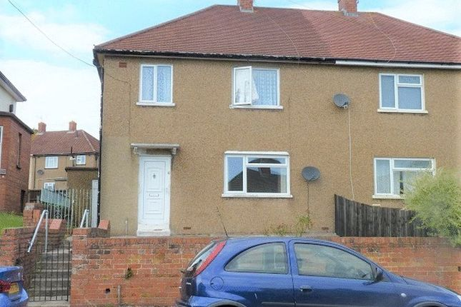 Thumbnail Semi-detached house for sale in Mathern Road, Bulwark, Chepstow
