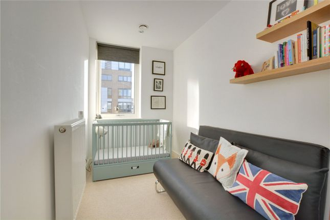 Bedroom of Canary View, 23 Dowells Street, Greenwich, London SE10