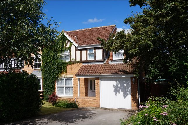 4 bed detached house for sale in Priory Ridge, Wakefield