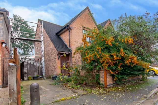Thumbnail Semi-detached house for sale in Brierfield Avenue, Wilford