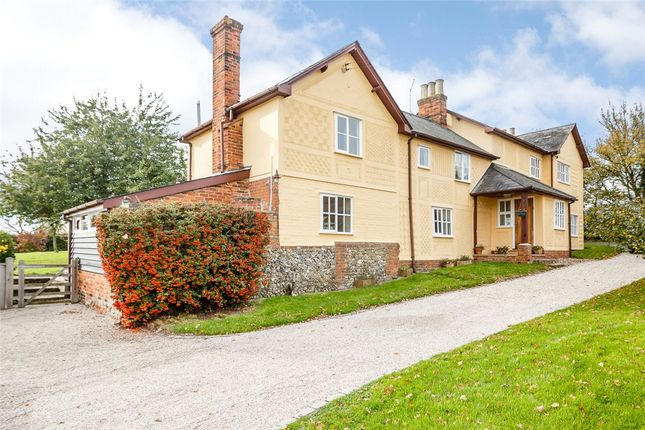 Thumbnail Cottage to rent in Thaxted Road, Little Sampford, Saffron Walden