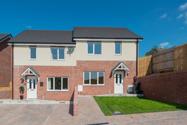 Semi-detached house for sale in Willow, Plot 13 Waunsterw, Rhydyfro, Pontardawe.