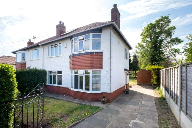 Thumbnail Semi-detached house to rent in Nunroyd Grove, Leeds, West Yorkshire