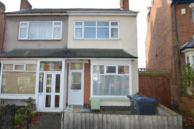 Semi-detached house in   Gristhorpe Road  Selly Park  Birmingham