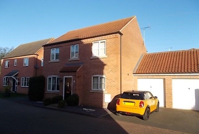 4 bed detached house to rent in Coppice Way, Bourne PE10