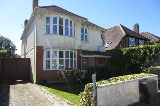 Thumbnail Flat to rent in Norton Road, Winton, Bournemouth