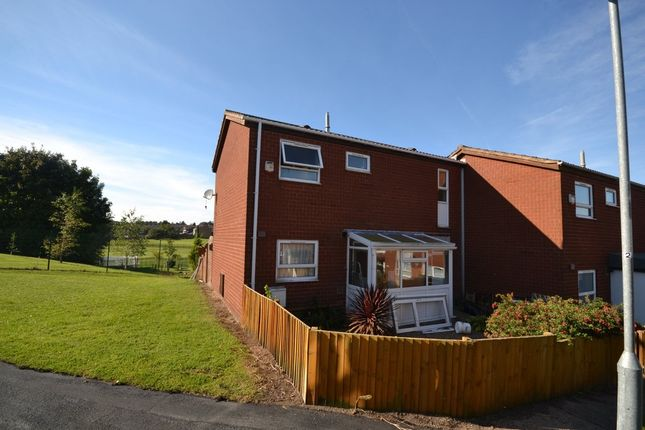 Thumbnail Semi-detached house to rent in Barrow Hill Walk, Mansfield