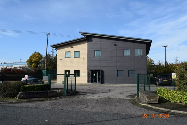 Thumbnail Office to let in First Floor, Control House, Business Park, Knottingley WF11, First Floor, Control House, Business Park, Kn,