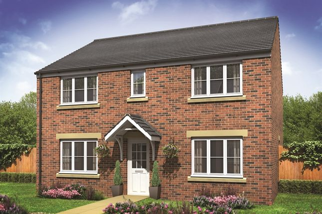 "Thumbnail Detached house for sale in ""The Hadleigh"" at Acresbrook, Stalybridge"