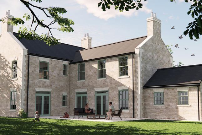 Thumbnail Detached house for sale in Owmby Cliff Road, Owmby-By-Spital, Market Rasen