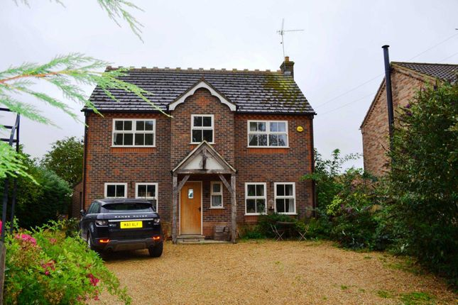 Thumbnail Detached house to rent in Cattle Dyke, Gorefield, Wisbech
