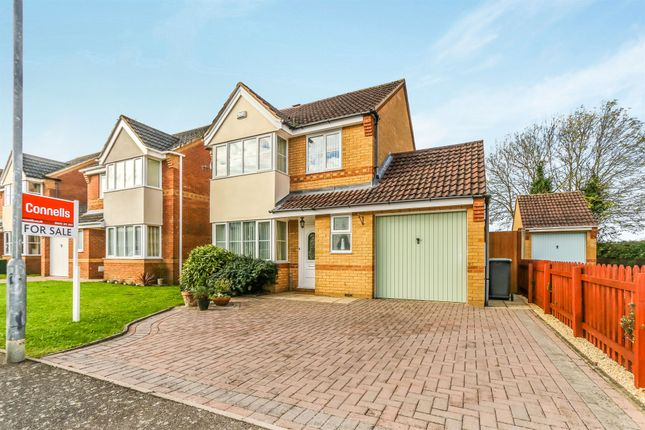 Thumbnail Detached house for sale in Maple Wood, Rushden