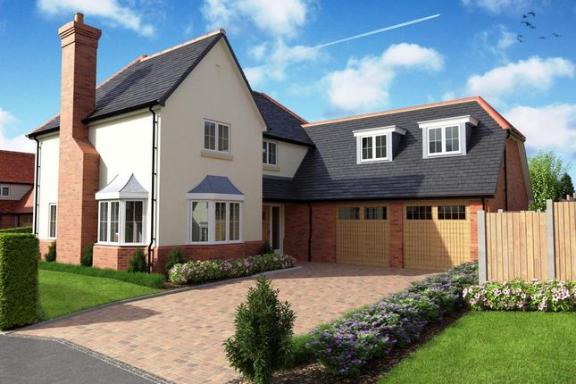 Thumbnail Property for sale in Saffron Ground Gardens, Braughing, Ware