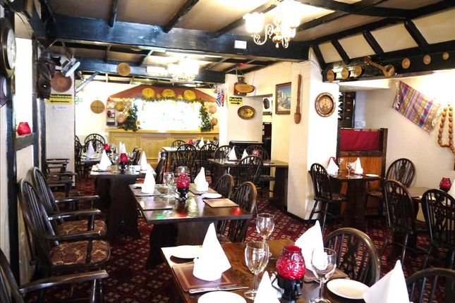 Thumbnail Property for sale in Restaurants YO11, North Yorkshire