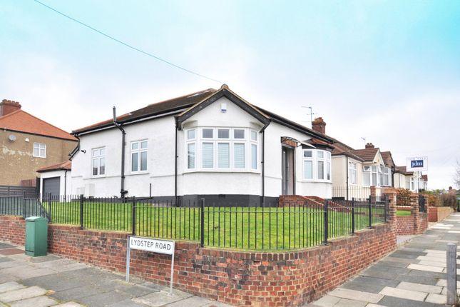 Thumbnail Detached bungalow for sale in Hillview Road, Chislehurst, Kent
