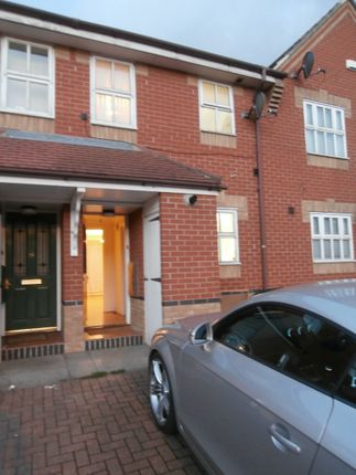 Thumbnail Terraced house to rent in Tulip Gardens, Ilford