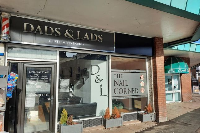 Thumbnail Retail premises to let in Canute Place, Knutsford