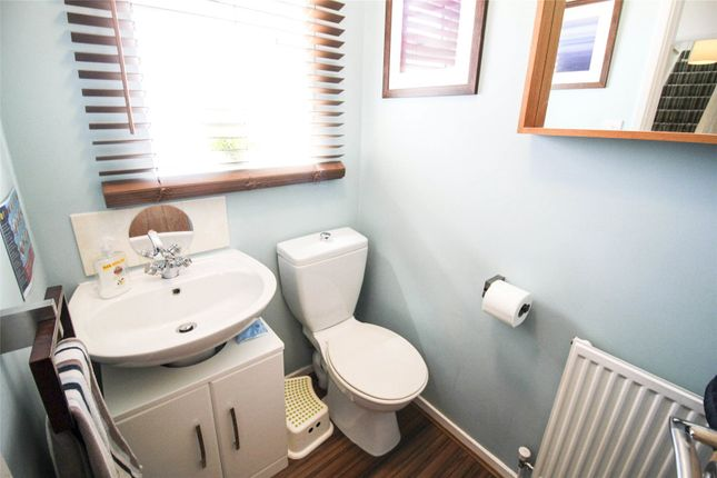 Downstairs Wc of Devitt Way, Broughton Astley, Leicester, Leicestershire LE9