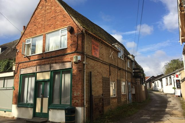 Thumbnail Flat for sale in High Street, Wrestlingworth