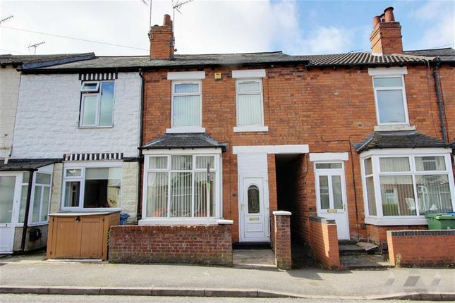 Thumbnail Terraced house to rent in Murray Street, Mansfield, Nottinghamshire