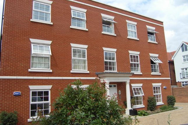 2 bed flat to rent in Tilling Close, Maidstone