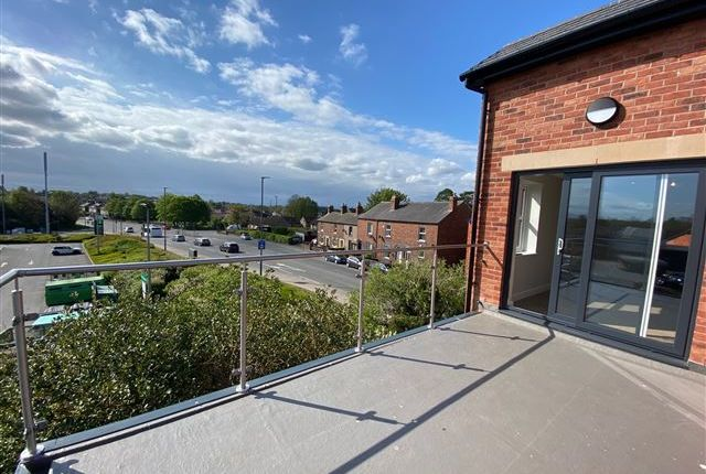 Thumbnail Flat for sale in Mcleod House, Kingstown Road, Carlisle