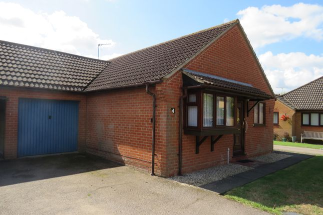 Thumbnail Detached bungalow for sale in Rosewood Close, Highwoods, Colchester