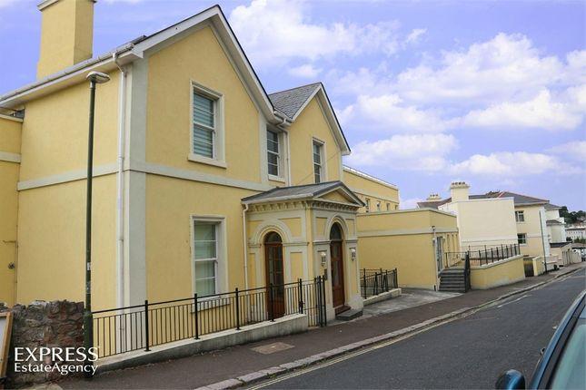 Thumbnail Flat for sale in Warren Road, Torquay, Devon