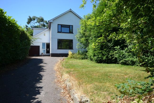 Thumbnail Detached house for sale in Higher Trehaverne, Truro