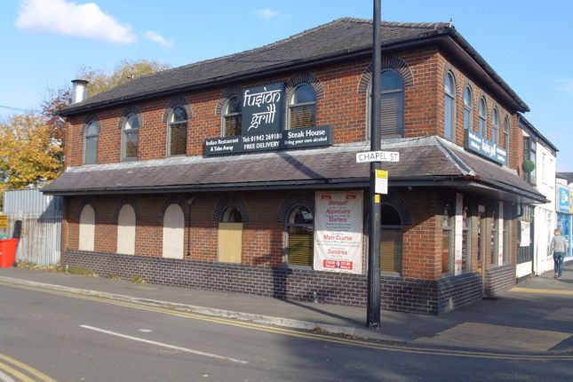 Thumbnail Restaurant/cafe for sale in Chapel Street, Leigh