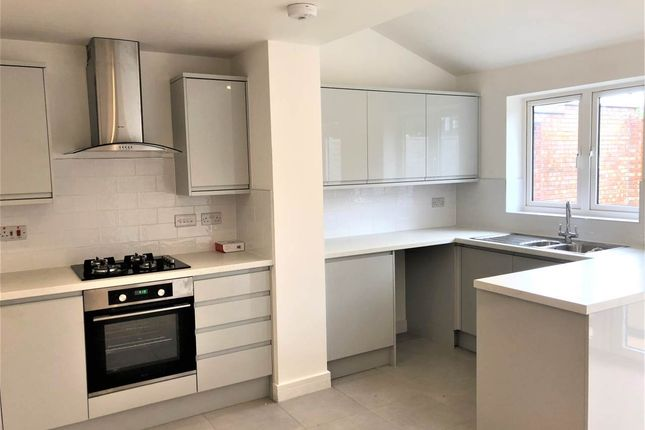 Thumbnail End terrace house to rent in Pendock Road, Bristol