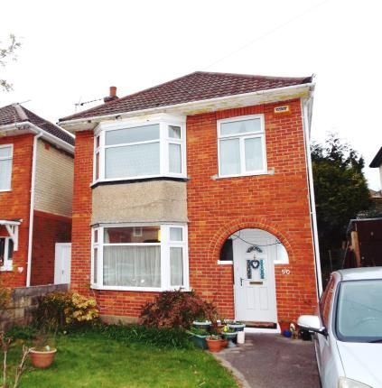 Thumbnail Detached house for sale in Portland Road, Winton, Bournemouth