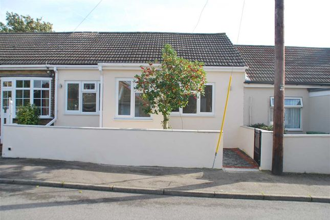 Thumbnail Bungalow for sale in Gordon Road, Hoo, Rochester