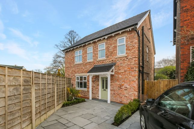 Thumbnail Detached house for sale in Princess Road, Wilmslow