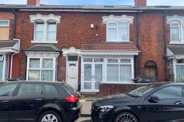 Thumbnail Terraced house for sale in Tewkesbury Road, Perry Barr