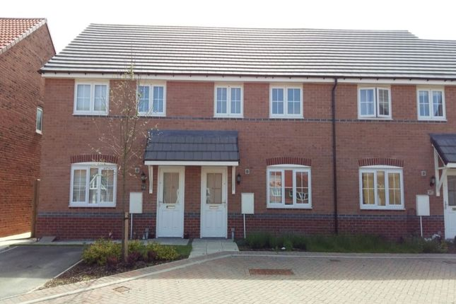 3 bed terraced house for sale in Wagtail Crescent, Whitby