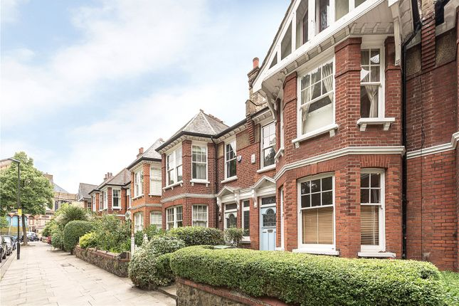 Terraced house for sale in The Avenue, London