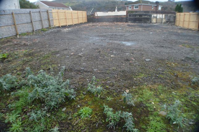 Thumbnail Land for sale in Salem Road, Cwmavon, Port Talbot