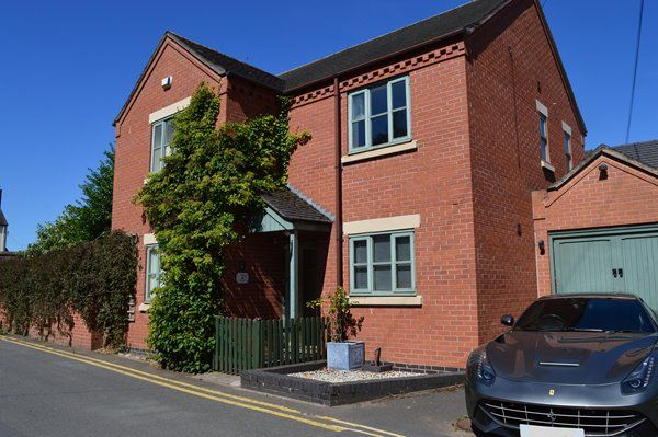 Thumbnail Detached house to rent in Church Street, Market Drayton