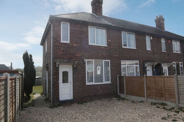 Thumbnail Terraced house for sale in Redwood Place, Meir, Stoke-On-Trent