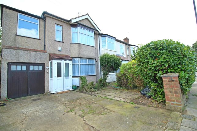 Thumbnail End terrace house for sale in Churchbury Lane, Enfield